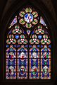 Bayeux Cathédrale Notre-Dame Chapelle Saint-Hilaire, Saint-Contest et Sainte-Honorine Baie 44 Vie de saint Contest 2016 08 22.jpg