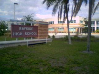 Bayside High School (Clearwater, Florida) Public alternative secondary school in USA