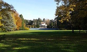 Royal Compound - Garden in Royal Compound, Belgrade