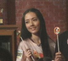 Bea Hayden Kuo at the 100th episode of The Million Primary School 20100822.jpg