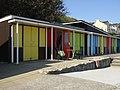 Beach huts, Filey - geograph.org.uk - 2624215.jpg