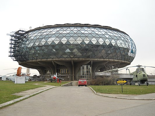 Museum of Aviation, Belgrade