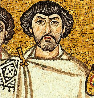 Belisarius 6th century Byzantine general instrumental in reconquest of much of the former Roman Mediterranean territories