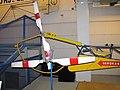 Bell 47 D-1 ilmailumuseo tail rotor.JPG