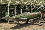 Bell P-63 Kingcobra in the Great Patriotic War Museum 5-jun-2014 Side.jpg