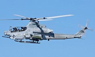 Bell AH-1Z Viper - An AH-1Z of the USMC