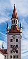 Bell tower altes Rathaus Munich.jpg