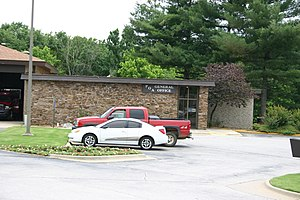 Bella Vista, Arkansas - Property Owners Association in the town center