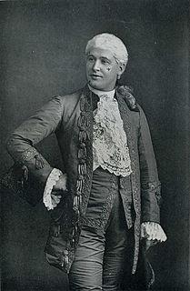 Ben Davies (tenor) Welsh opera singer