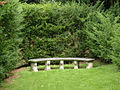 Bench at Harlaxton Manor-geograph-3595777-by-Alan-Murray-Rust.jpg