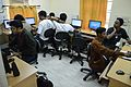 Bengali Wikipedia Editathon - Bengali Wikipedia 10th Anniversary Celebration - Jadavpur University - Kolkata 2015-01-10 3426.JPG