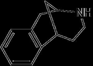 Benzomorphan - Image: Benzomorphan