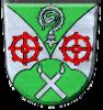 Former municipal coat of arms of Bergweiler