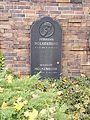 Berlin Friedrichsfelde Zentralfriedhof, Gedenkstätte der Sozialisten (Ringmauer) - Molkenbuhr, Hermann.jpg