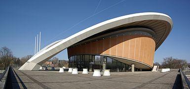 Berlin Kongresshalle BW 1