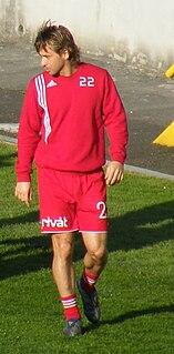 Csaba Bernáth association football player