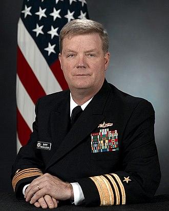 U.S. Fleet Cyber Command - Image: Bernard J. Mc Cullough, III