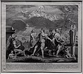 Bernard Picart, allegoria della vita umana, 1702.jpg