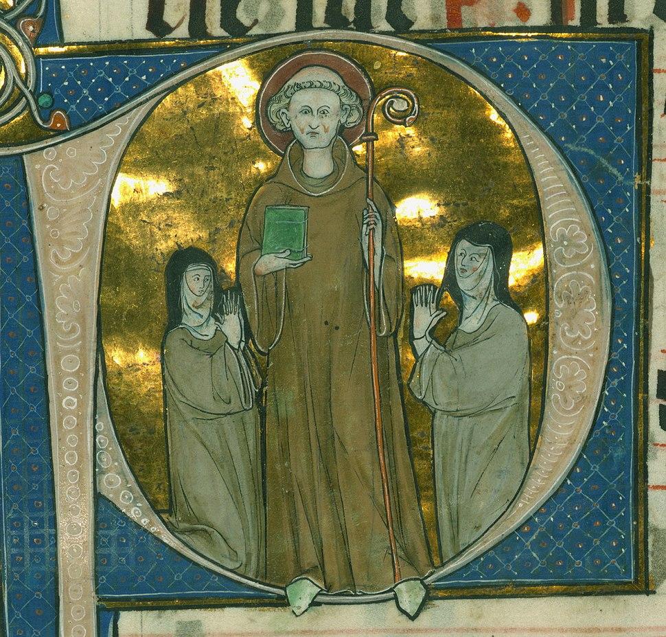 Bernard of Clairvaux 13th century