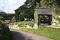 Berry Pomeroy Church Lych Gate - geograph.org.uk - 1012805.jpg