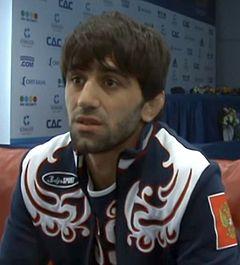 Beslan Mudranov - Questo atleta affascinante, generoso,  di origine Russa nel 2020