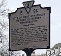 Beth El Synagogue Historical Marker.jpg