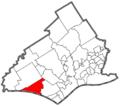 Bethel, Delaware County, Pennsylvania.png