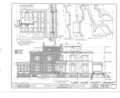 Beverwyck, Washinghton Avenue extension, Rensselaer, Rensselaer County, NY HABS NY,42-RENLA,1- (sheet 5 of 14).png