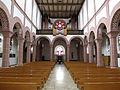 Bexbach Katholische Pfarrkirche St. Martin Innen 03.JPG