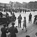 Bezoek van veldmaarschalk Montgomery aan Amsterdam., Bestanddeelnr 900-6882.jpg