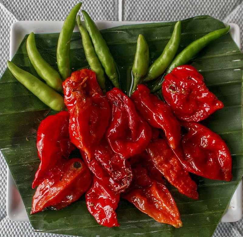 Bhoot Jolokia ( Ghost Chili pepper ).jpg