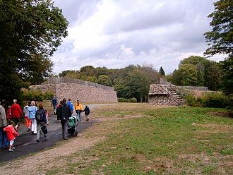 Bibracte - Walls of Bibracte