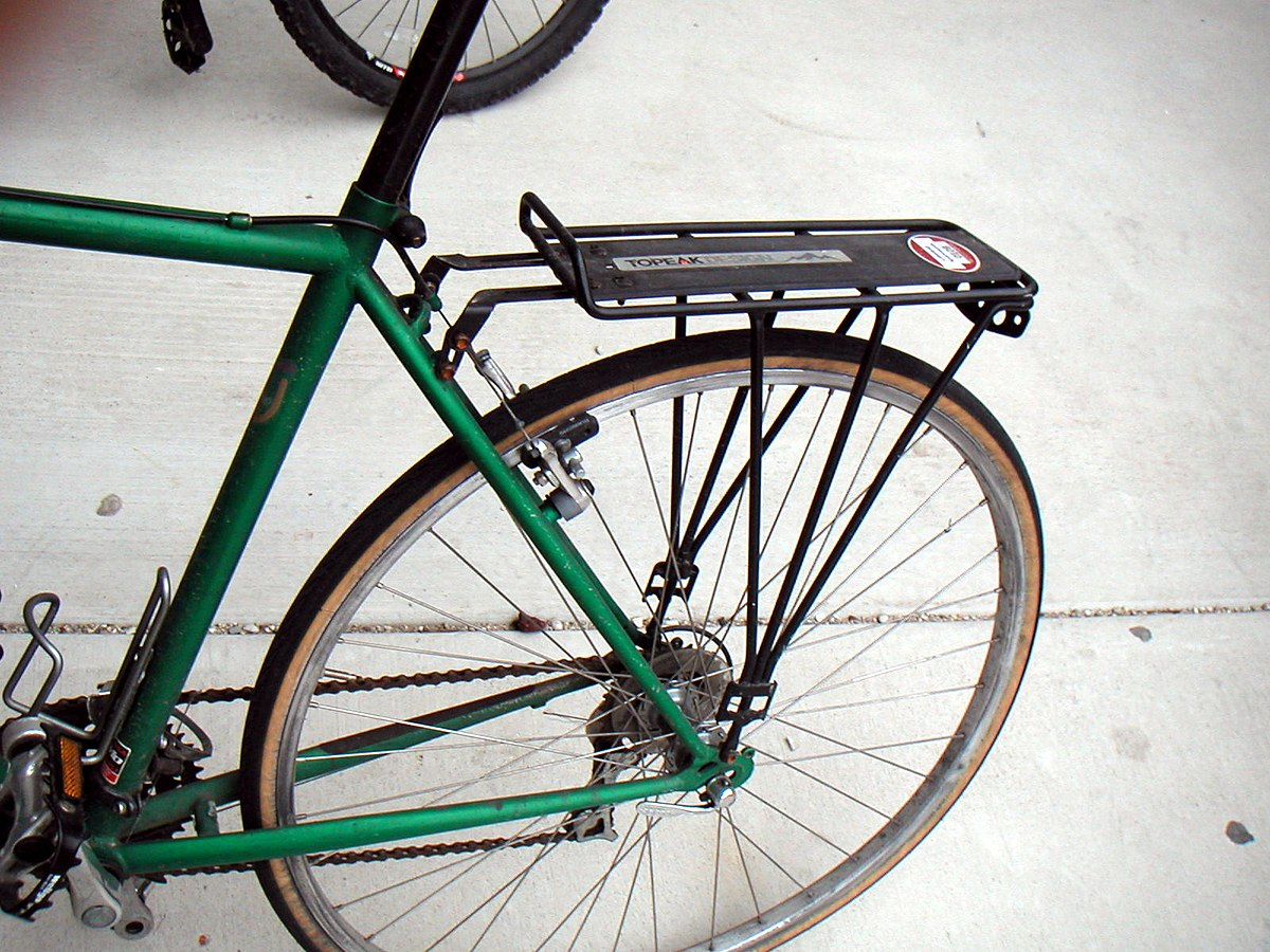 carrier bike trunk car rack bicycle bikes for
