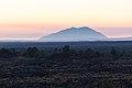 Big Southern Butte at Sunrise (36929829751).jpg