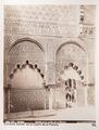 Bild från Johanna Kempes f. Wallis resa genom Spanien, Portugal och Marocko 18 Mars - 5 Juni 1895 - Hallwylska museet - 103295.tif