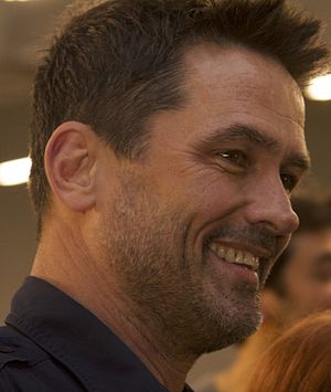 Billy Campbell - Campbell in 2013