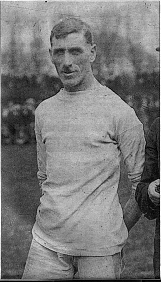 Billy Meredith - Meredith as a Manchester City player in 1903