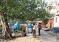 Birla Mandir - Delhi, views around (24).JPG