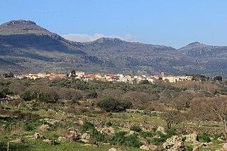 Birori Comune in Sardinia, Italy