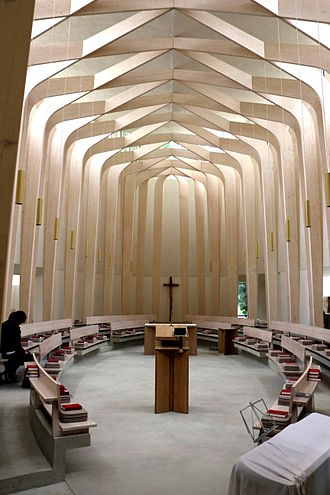 Ripon College Cuddesdon - Bishop Edward King Chapel