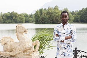 Bisi Alimi - Alimi at the Salzburg Global Seminar