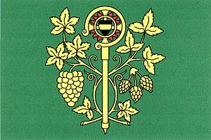 Blšany u Loun - Image: Blšany u Loun vlajka