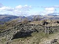 Black Crag - stile just north of the summit - geograph.org.uk - 1188361.jpg