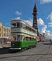 Blackpool tram 147 , North Pier.jpg