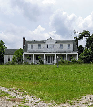 National Register of Historic Places listings in Fairfield County, South Carolina - Image: Blink Bonnie