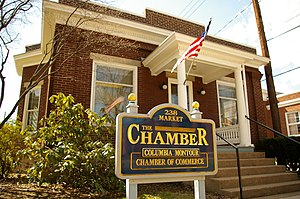Bloomsburg Historic District - Bloomsburg Chamber of Commerce, April 2007