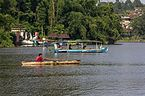 Boats on Situ Lengkong, Ciamis 2017-03-11 02.jpg