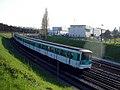 Bobigny - Metro ligne 5 MF67 01.jpg