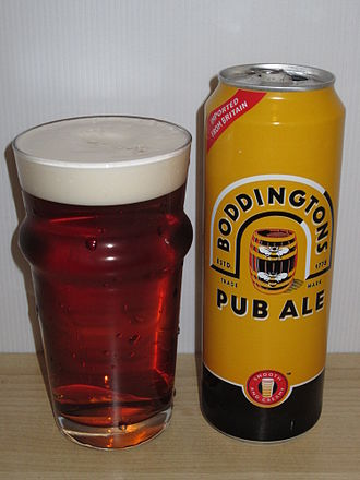 Boddingtons Brewery - Boddingtons Pub Ale