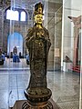 Bodhisattva Guanyin Liao China 10th century CE Penn Museum 03.jpg